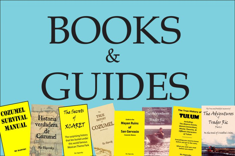 Cozumel Books and Guides