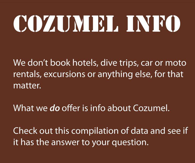 trustworthy Cozumel information