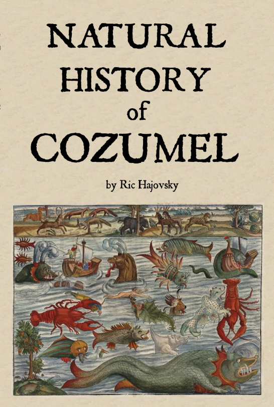 Natural History of Cozumel book cover