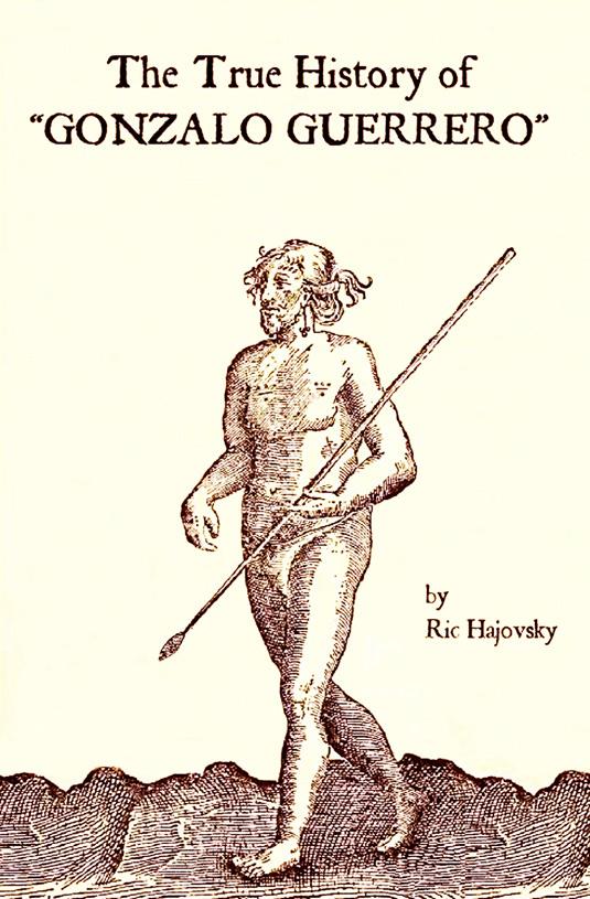 Gonzalo Guerrero book cover